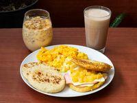 Desayuno Para Mor