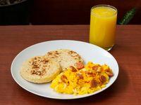 Desayuno El Mañanero