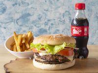 Combo Mr Burger Doble