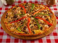 Pizza mixta (Elemental) pequeña