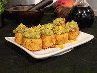 Azteca hot roll (8 piezas)