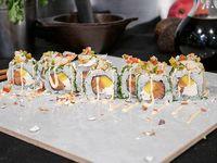 Ceviche roll (8 piezas)