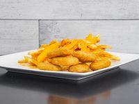 Promo - Nuggets + papas chicas con cheddar