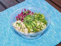 Sushi Veggie Salad