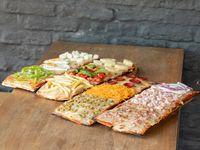 Mega Tabla de Pizzas