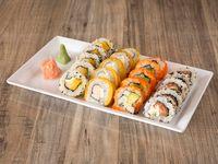 20 Bocados de Sushi
