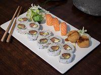 Set de sushi (15 piezas)