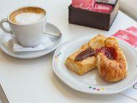 Combo - Café con leche + 2 Facturas