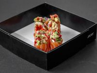 Geishas salmón mex (8 piezas)