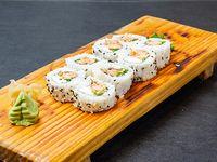 Urumaki sweet salmón (8 piezas)