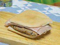 Sándwich de milanesa individual