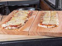 Pizza muzzarella (1 metro)