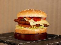 Hamburguesa Breaded Chicken