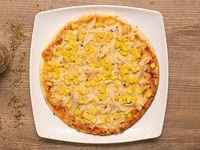 Pizza Pollo y Maíz