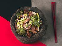 Mongolian  Stir Fry (Salteado)