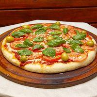 Pizza capresse