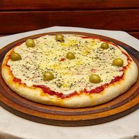 Pizza mozzarella
