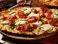 Pizza Bufala E Prosciutto