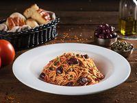 Medio Spaghetti Puttanesca