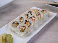 Sauruko roll (10 piezas)