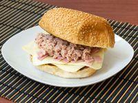 Sándwich de Atún