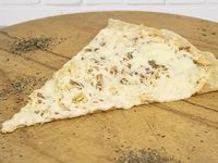 Porción de Pizza Pollo Champiñón