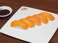 Nigiri salmón (5 unidades)