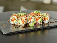 Teriveggie roll