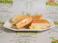 Sándwich caliente tradicional