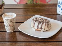 Promo - Café chico 8 oz + dona