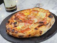 Pizzeta glotona