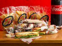 10 Sándwiches Clásicos