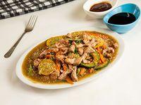 Chop Suey Roask Pork ( Cerdo Picado )