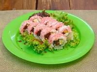 Red fish roll (10 unidades)