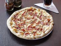 Pizza Personal Carbonara
