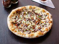 Pizza Gigante Carnes BBQ