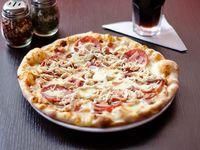 Pizza Gigante Especial de Carnes