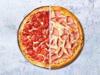 Pizza Grande Tradicional Por Mitad