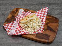 Arepa de queso blanco