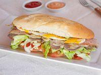 Sándwich Rápido & Delicioso