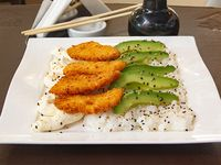 Ensalada de salmón furay