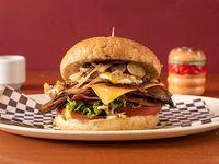 Deftones Burger  (Pollo Especial)