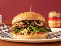 Bush Burger (Pollo Sencilla)