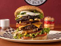 Rolling Stone Burger  (Doble Carne)