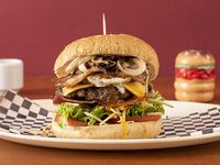 Green Day Burger (Especial)