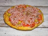 9 - Pizza napolitana con jamón