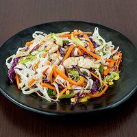 Chow Mein de Cerdo y Camarón