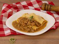 Crepe de Ternera al Curry