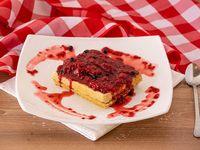 Waffle Básico de Frutos Rojos