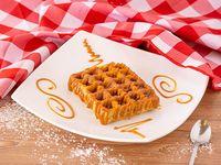 Waffle Básico de Arequipe
